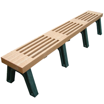 Awe Inspiring Cambridge Backless Bench 8 Ft Pabps2019 Chair Design Images Pabps2019Com