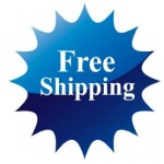 Free Shipping on park bench orders of 2 or more