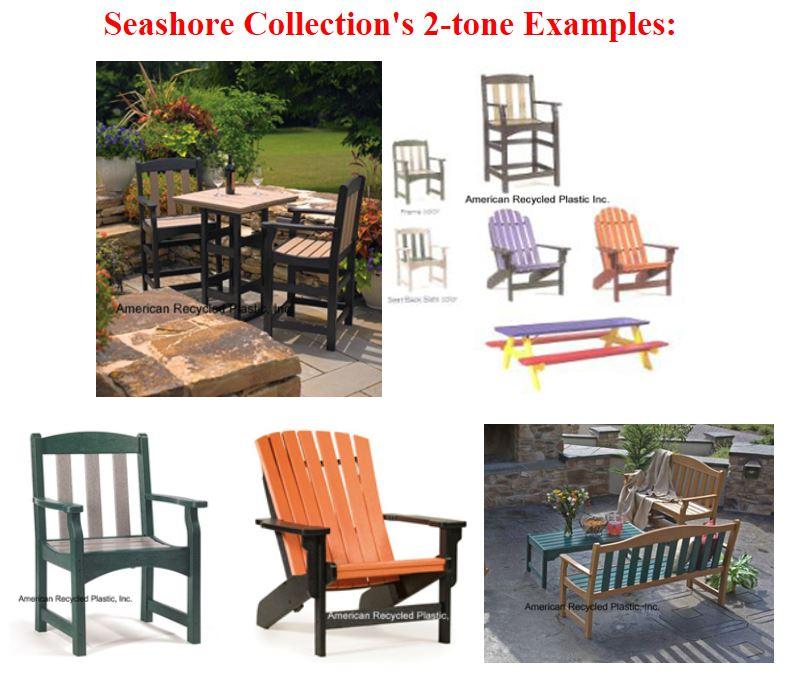 Seashore Adirondack Chair: U2026RCoastal