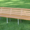 Paul Revere Bench 8ft Cedar
