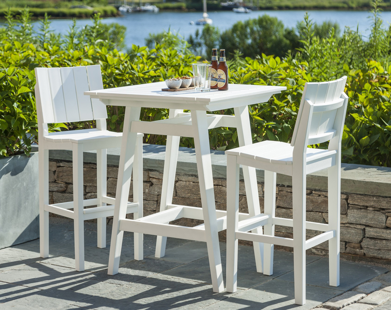 Product Category: Patio Furniture: Private Collection Bar