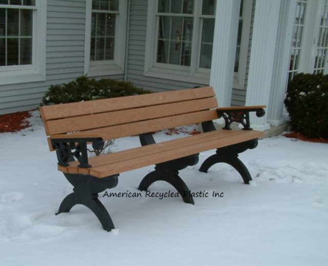 Arlington Bench Durable Outdoor Furniture At American